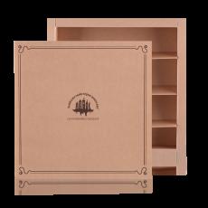 Коробка для 16 цукерок (порожня)