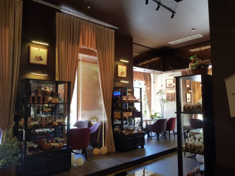 Baku Azerbaijan 7 Islam Safarli Str Lviv Chocolate Factory Lcf