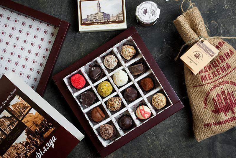 Шоколадна Пошта