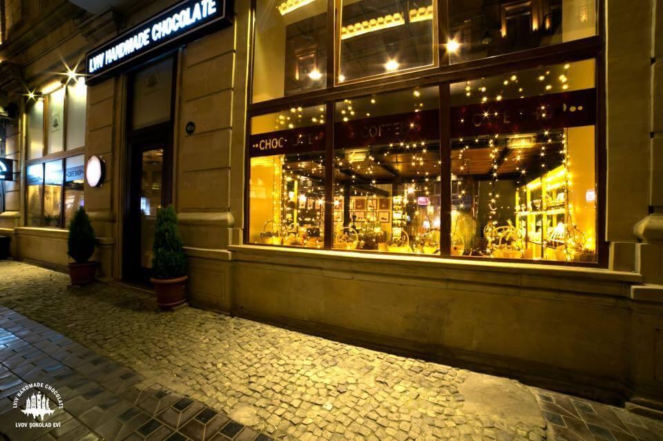 A Sweet Piece of Lviv