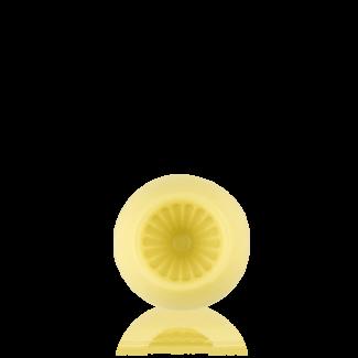 Новорічна куля з білого шоколаду, велика