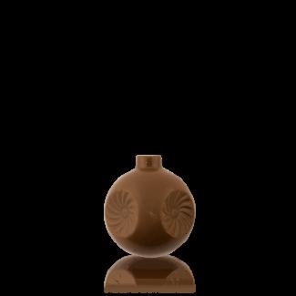 Новорічна куля з молочного шоколаду, мала