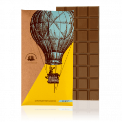 Sugar free milk chocolate, 80 g