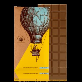 Молочний шоколад без цукру, 80 г