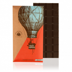 Sugar free dark chocolate, 80 g