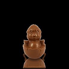 Курчатко мале з молочного шоколаду