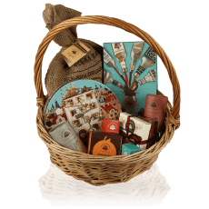 Gift set, big basket