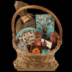 Gift set, big basket
