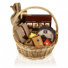Gift set, medium basket