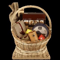 Gift set, medium basket