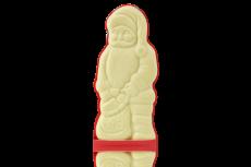 Зимовий Дід подарунковий з білого шоколаду