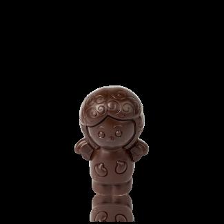 «Ангелик кохання» з молочного шоколаду