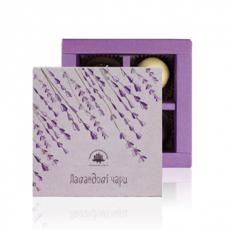 """Set of sweets """"Lavender spell"""""""