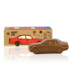 «Sweet Car», milk chocolate