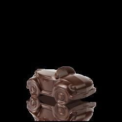 Ретро авто з чорного шоколаду