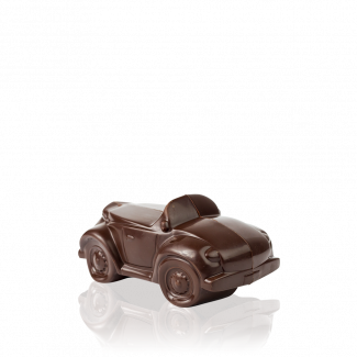 Retro Car, dark chocolate