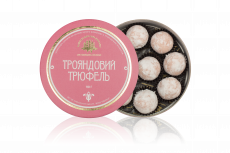 "Set of sweets ""Rose Truffle"""