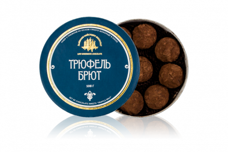 "Set of sweets ""Truffle brut"""