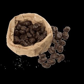 Dark chocolate coated cherry, 100 g