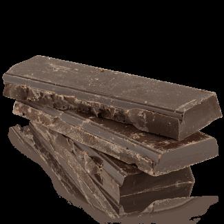 Dark bitter chocolate