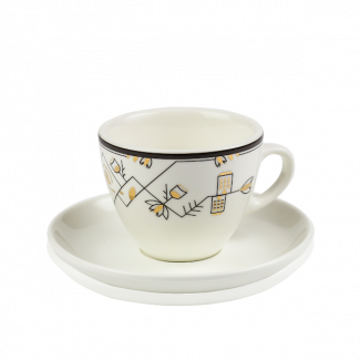 "Souvenir cup ""Lviv Handmade Chocolate"", medium"