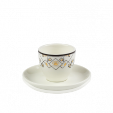 "Souvenir cup ""Lviv Handmade Chocolate"", small"