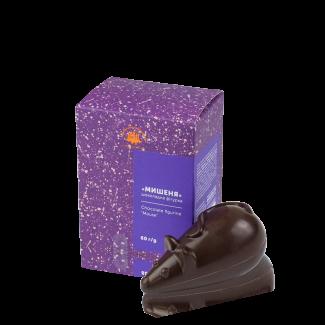 Mouse, dark chocolate