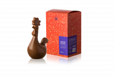 Rooster Suitor, milk chocolate