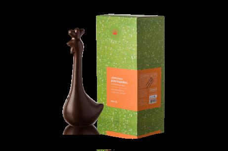 Long Neck Chicken, dark chocolate