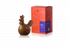 Rooster, milk chocolate