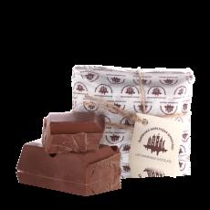 Молочний шоколад зі смаком карамелі 250г