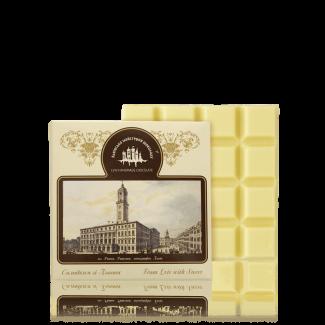 White chocolate, 100 g