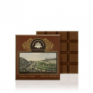Milk chocolate, 100 g