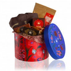 "Gift set  ""Chocolate fondue"""