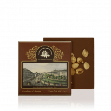 Milk chocolate with hazelnut, 100 g