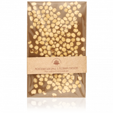 Milk chocolate with hazelnut, 700 g