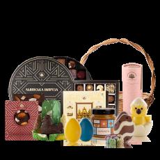 """""""Easter set"""", big basket"""