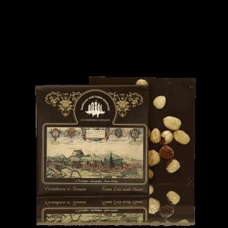 Чорний шоколад з лісовим горіхом, 100 г