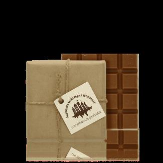 Молочний шоколад з корицею, 100 г