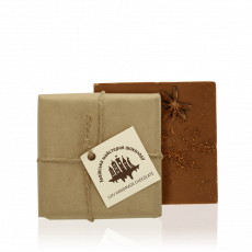 Milk chocolate with anise, 100 g