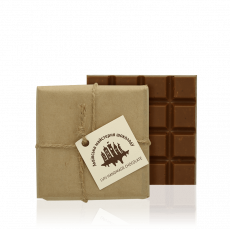 Milk chocolate with coconut, 100 g
