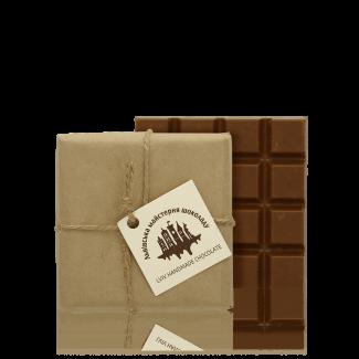 Молочний шоколад з кокосом, 100 г
