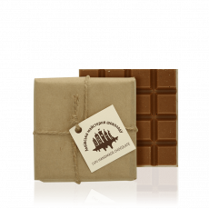 Milk chocolate with coffee, 100 g