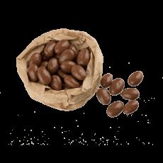 Milk chocolate coated almond, 100 g