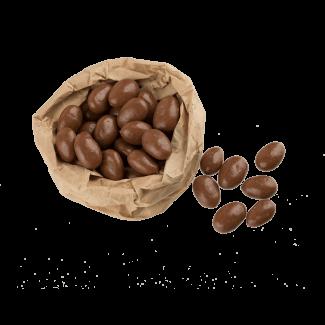 Мигдаль в молочному шоколаді, 100 г