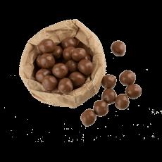 Milk chocolate coated hazelnut, 100 g