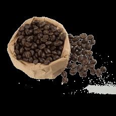 Dark chocolate coated coffee beans, 100 g