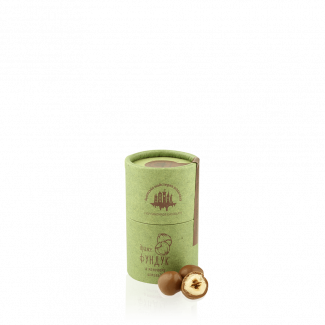 Milk chocolate coated hazelnut, 60 g