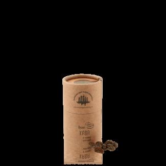 Dark chocolate coated coffee beans, 60 g