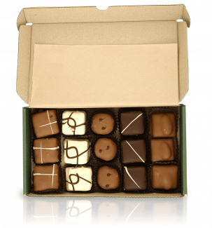 "Set of sweets ""Chocolate Varstat"""